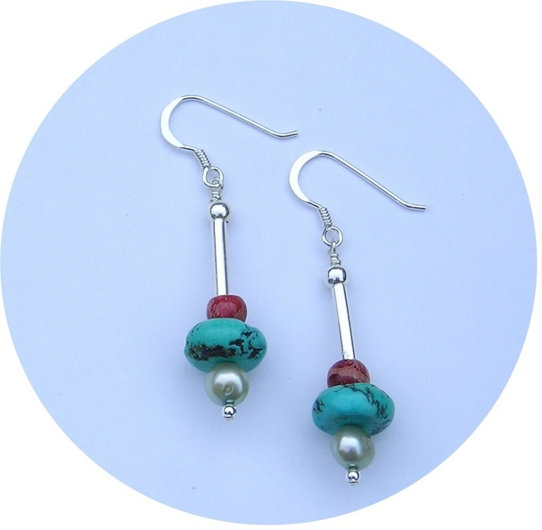 Freshwater_pearl_turquoise_and_apple_coral_earrings.jpg